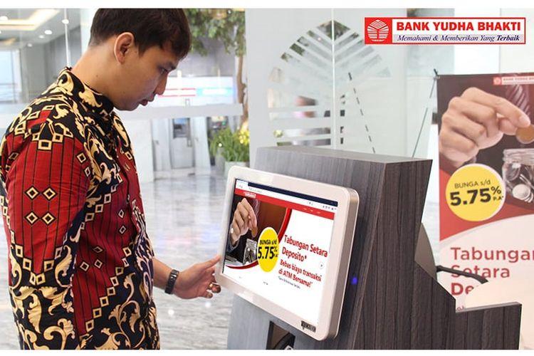 Memiliki visi untuk menjadi bank digital terbaik, Bank Yudha Bakti mempersiapkan diri dengan transformasi digital.