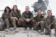 Militer Israel Kini Punya Empat Komandan Tank Perempuan Pertama