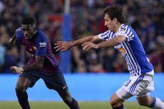 Barcelona Pertimbangkan Mencari Pengganti Ousmane Dembele