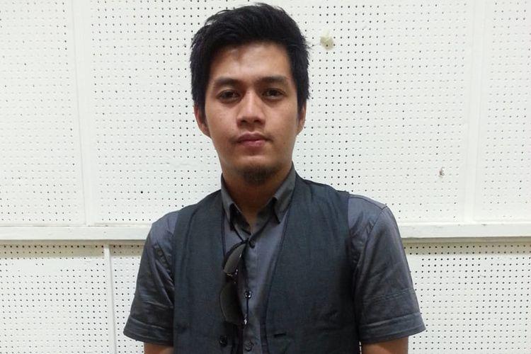Muhammad Yuqa Reynaldo pemilik sepatu kulit Kenzios