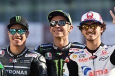 Harapan Besar Petronas Yamaha SRT terhadap Rossi dan Morbidelli pada MotoGP 2021