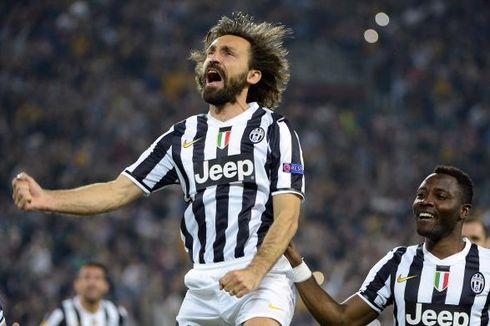 Skuad Juventus Kontra AS Roma