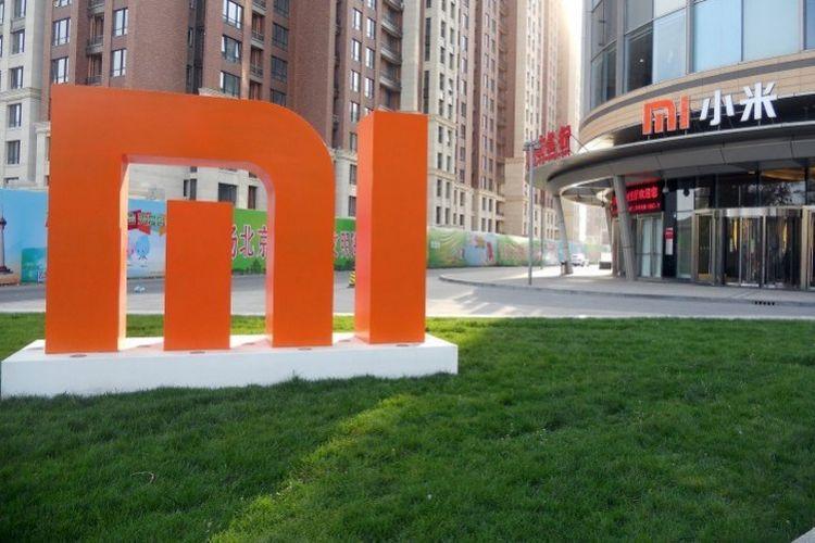 Kantor Xiaomi di Beijing, China.