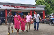 Simpan Sabu di Bra, Seorang Wanita di Palembang Ditangkap