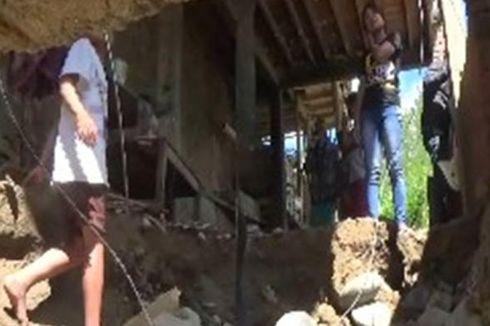 Rumah Terseret Banjir Bandang, Novita Bingung Cari Tempat Tinggal