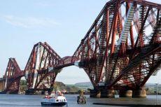 Keunikan Spesial Menyambut 125 Tahun Jembatan Forth