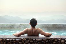 Benarkah Manfaat Mandi Air Panas Sama seperti Berolahraga?