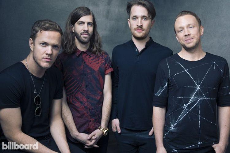 Band rock asal Amerika, Imagine Dragons