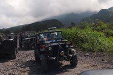 Pemilik Jip Wisata Lereng Merapi Terpaksa Jual Mobilnya untuk Penuhi Kebutuhan Hidup