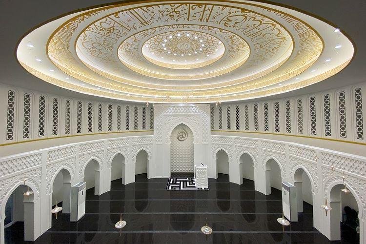 Masjid Jami? Soeprapto Soeparno