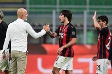 AC Milan Vs Lille, Stefano Pioli Siapkan Formasi Kejutan