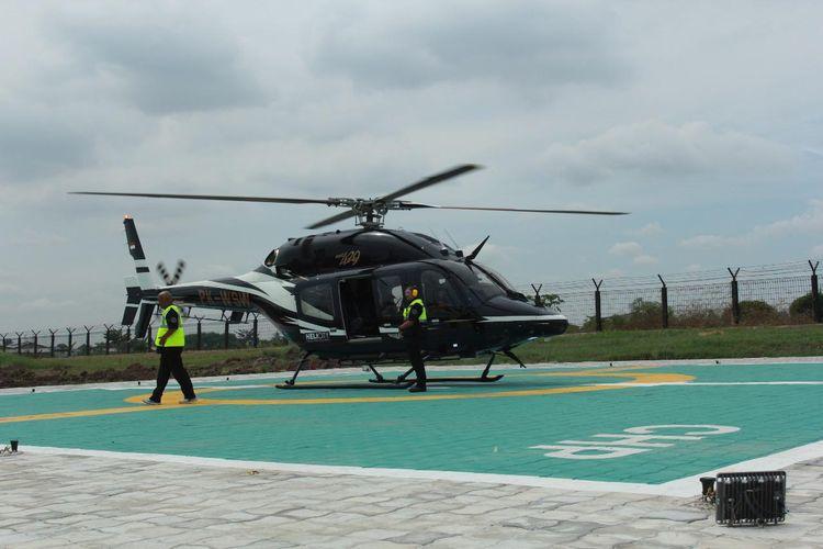 Heliport Bandara Internasional Soekarno-Hatta