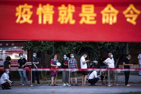 Kronologi Masuknya Varian Delta hingga Buat China Lockdown Parsial Lagi