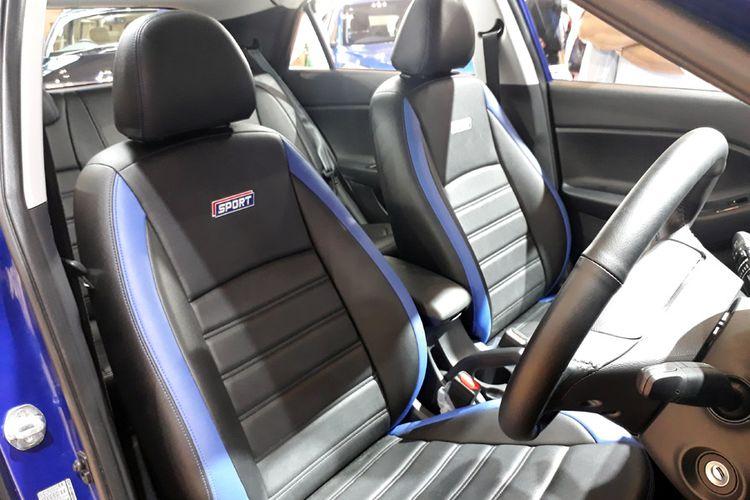 Hyundai i20 Sport bagian interior di GIIAS 2017.
