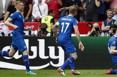 Hasil Piala Eropa, Islandia Tantang Inggris di Babak 16 Besar