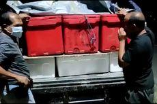 Gagal Diselundupkan ke Jakarta, 19.000 Benih Lobster Dilepas ke Pelabuhan Tamperan Pacitan