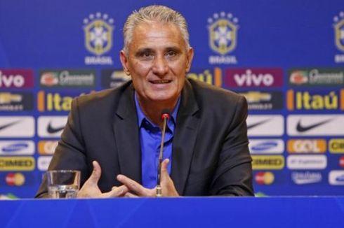 Pelatih Brasil Puji Neymar dan Mentor Gabriel
