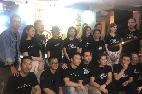 Alasan Premiere Bumi Manusia dan Perburuan Digelar di Surabaya