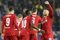 Genk Vs Liverpool, Luapan Kebahagiaan Oxlade-Chamberlain