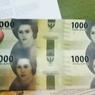 Video Viral Empat Lembar Uang Rp 1.000 Bersambung, Ini Penjelasan BI