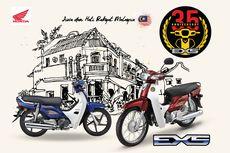 Honda Astrea Edisi Ultah ke-35 Tahun, Harganya Setara Honda Revo