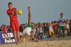 Sepak Bola Pantai AFF 2018, Indonesia Kalah dari Thailand
