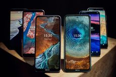 Nokia Luncurkan 6 Smartphone Sekaligus dengan Penamaan Baru