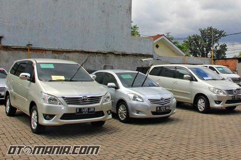 Uji Kir Mobil Pribadi Cuma buat Taksi