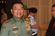 Moeldoko: Jadi Sekjen KPK, Perwira TNI Minimal Berpangkat Brigjen