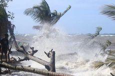 Akhir Pekan Waspada Potensi Gelombang Tinggi dari Aceh hingga Papua