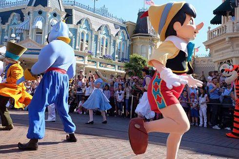 Disneyland Paris Batal Buka Saat Natal, Tutup hingga Februari 2021