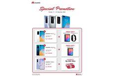 Jangan Lewatkan Promo Spesial untuk Pembelian Huawei P40 Pro+, P4- Pro, dan Nova 7