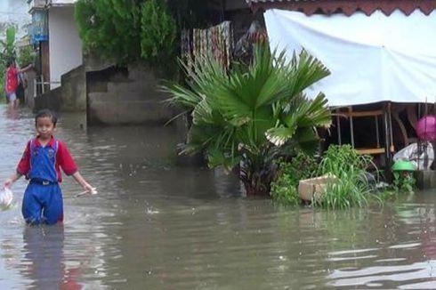 Ratusan Rumah di Pangkal Pinang Terendam Banjir