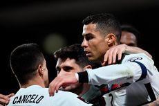 Kata-kata Pertama Cristiano Ronaldo Usai Bantu Portugal Bungkam Luksemburg