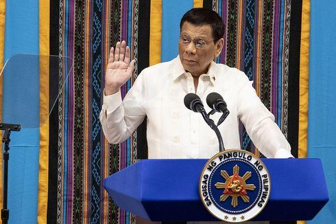 Duterte Sedih atas Baku Tembak Antar-anggota Aparat Penegak Hukum Filipina
