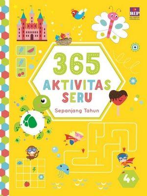 Buku 365 Aktivitas Seru