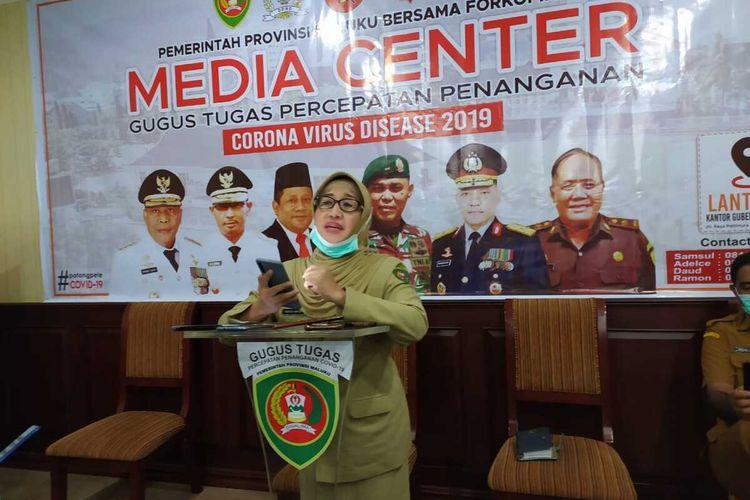 Kepala Dinas Kesehatan Provinsi Maluku, Meykal Pontoh