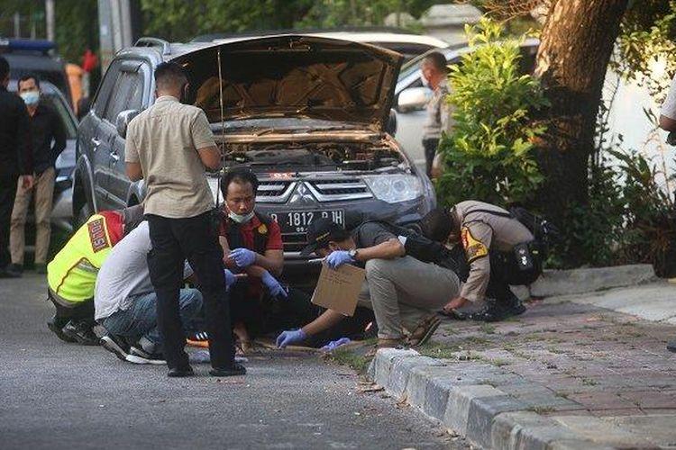 Sebelum Ledakan di Menteng, Saksi Lihat Orang Lempar