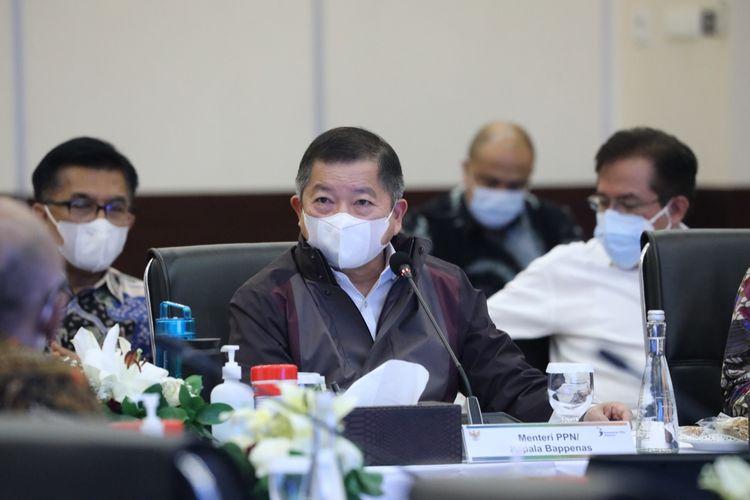 Kota Kumuh Kian Berkembang, Menteri PPN/Bappenas Ingin Ada Keterpaduan Program dan Pendanaan Penataan Permukiman Kumuh