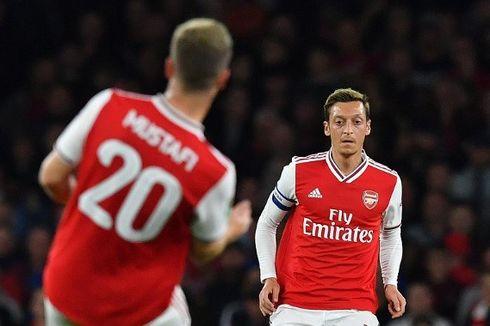 Di Arsenal, Oezil bak Buah Ceri di Tim yang Belum Pernah Menjadi Kue