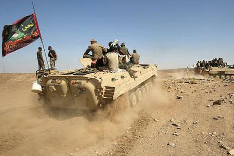 Pasukan Irak mengambil alih Kota Hawija dari tangan gerombolan teroris ISIS, sejak pekan pertama Oktober 2017.