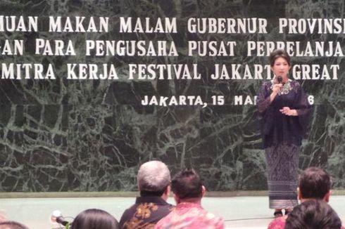 Di Jakarta Great Sale 2016, Kantong Plastik Dikenakan Biaya