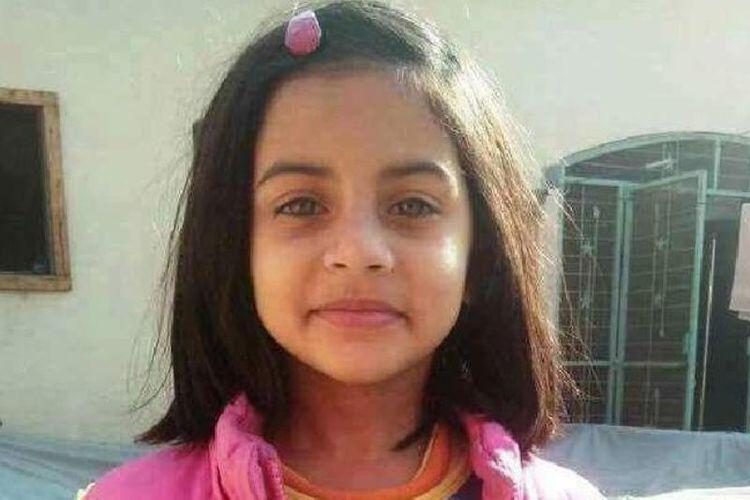 Zainab Ansari (6), bocah perempuan yang diperkosa dan dibunuh di Pakistan pada awal bulan ini.