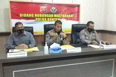 Polisi Duga Kelompok Anarko Susupi Demo Tolak UU Cipta Kerja di Banten hingga Ricuh