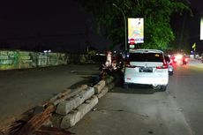 Polisi akan Tilang Angkutan Umum yang Ngetem di Depan Stasiun Bekasi