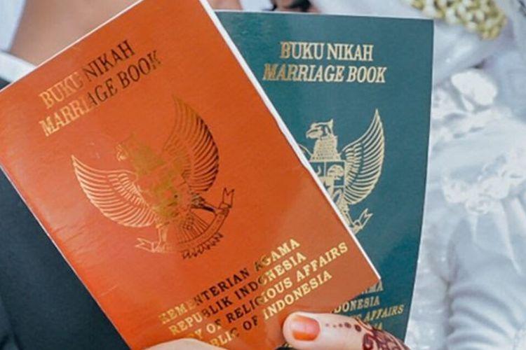 Ilustrasi pernikahan yang diakui secara hukum