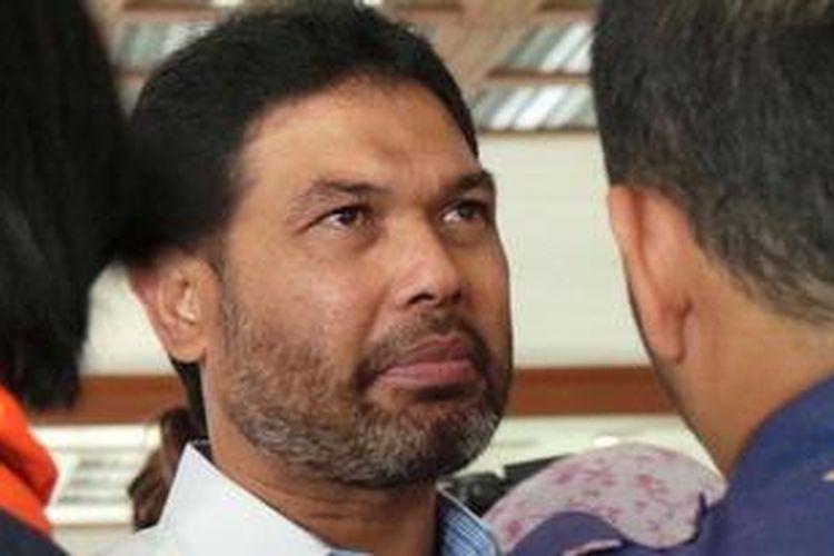 Politisi Partai Keadilan Sejahtera Nasir Djamil
