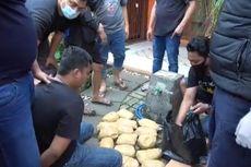 Polisi Tangkap Dua Kurir Sabu di Bintaro