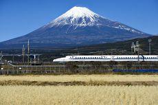 Asyik, Pemegang Paspor Asing di Jepang Bisa Beli Tiket Shinkansen