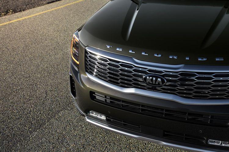 Kia Telluride salah satu pesaing Hyundai Palisade
